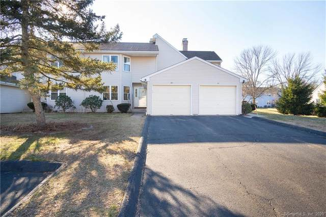 10 Thistle Way B, East Windsor, CT 06016 (MLS #170260806) :: The Higgins Group - The CT Home Finder