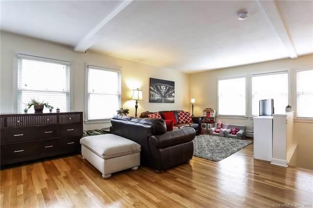 32 Pine Street 24D, Norwalk, CT 06854 (MLS #170260824) :: The Higgins Group - The CT Home Finder