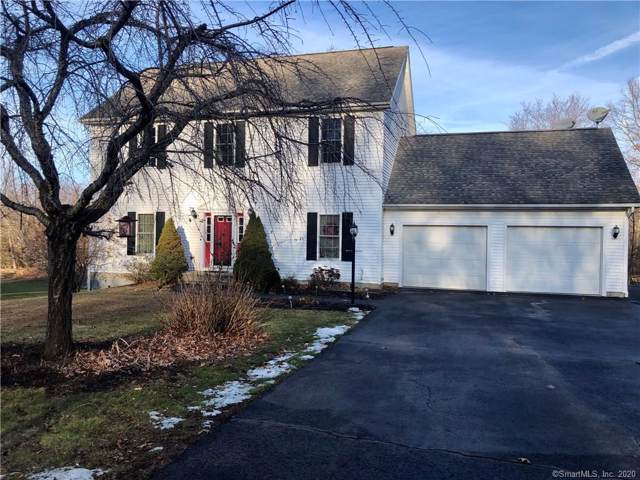 302 Maple Hill Road, Naugatuck, CT 06770 (MLS #170260858) :: The Higgins Group - The CT Home Finder