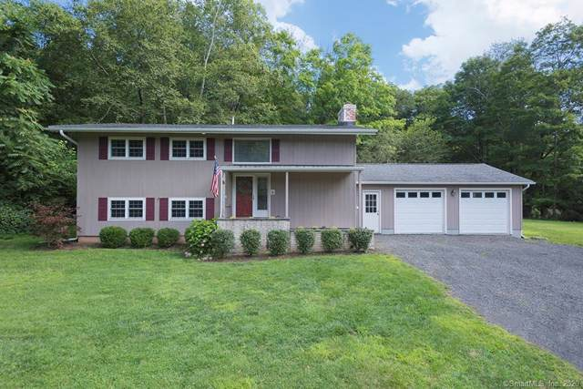 65 Birch Hill Road, Newtown, CT 06470 (MLS #170260878) :: Mark Boyland Real Estate Team