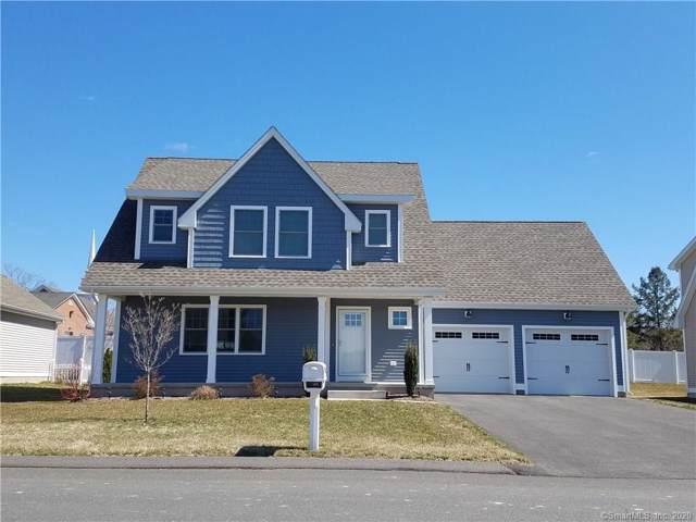 24 Old Village Circle, Windsor, CT 06095 (MLS #170261067) :: Mark Boyland Real Estate Team