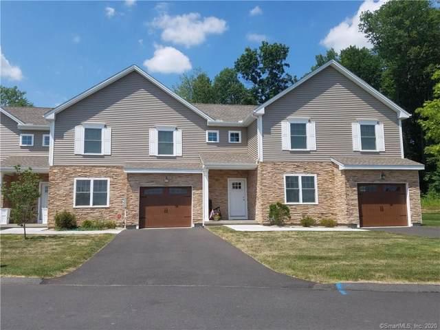 406 Old Village Circle, Windsor, CT 06095 (MLS #170261069) :: Mark Boyland Real Estate Team