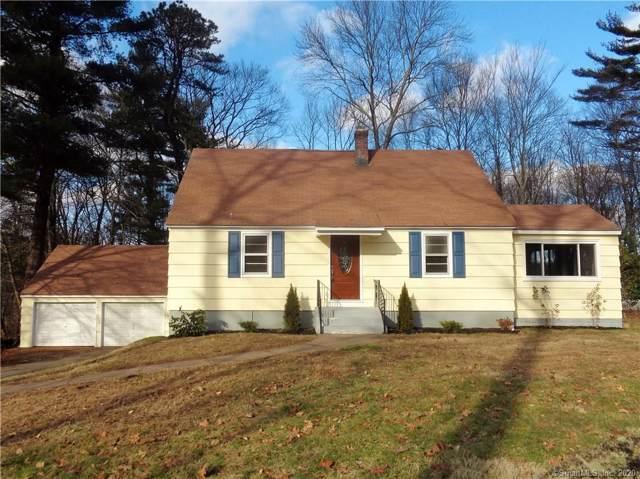 92 Loehr Road, Tolland, CT 06084 (MLS #170261200) :: GEN Next Real Estate