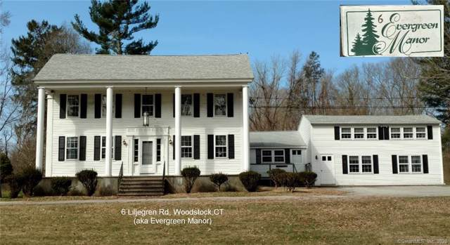 6 Liljegren Road, Woodstock, CT 06281 (MLS #170261225) :: The Higgins Group - The CT Home Finder