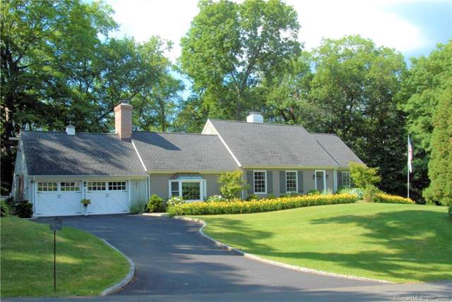 95 Bowman Drive N, Greenwich, CT 06831 (MLS #170261335) :: The Higgins Group - The CT Home Finder