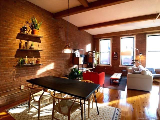 83 Washington Street 3G, Norwalk, CT 06854 (MLS #170261342) :: The Higgins Group - The CT Home Finder