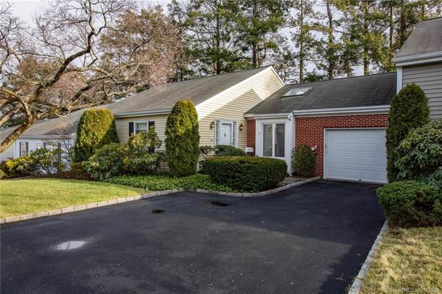 3 Bank Street #3, New Canaan, CT 06840 (MLS #170261372) :: Mark Boyland Real Estate Team