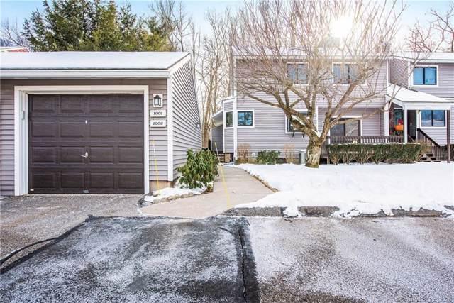 1002 Mill Pond Drive #1002, South Windsor, CT 06074 (MLS #170261460) :: Mark Boyland Real Estate Team