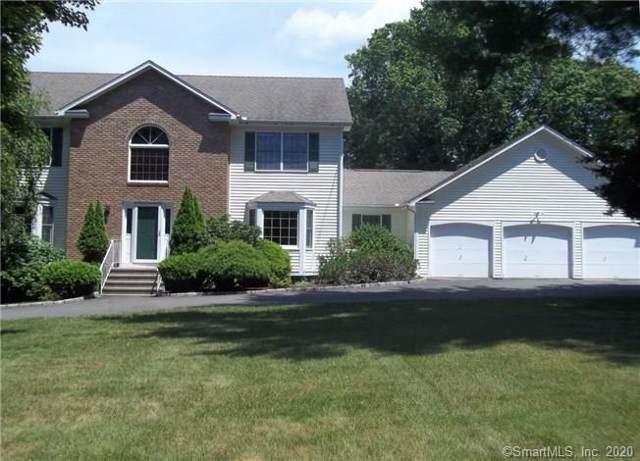 314 Cutlers Farm Road, Monroe, CT 06468 (MLS #170261514) :: Team Feola & Lanzante | Keller Williams Trumbull