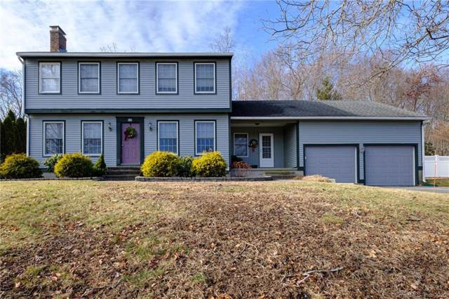 21 Spice Hill Drive, East Hampton, CT 06424 (MLS #170261524) :: Michael & Associates Premium Properties   MAPP TEAM