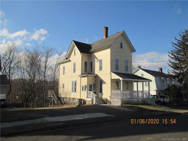 102 Garfield Avenue, Danbury, CT 06810 (MLS #170261601) :: The Higgins Group - The CT Home Finder