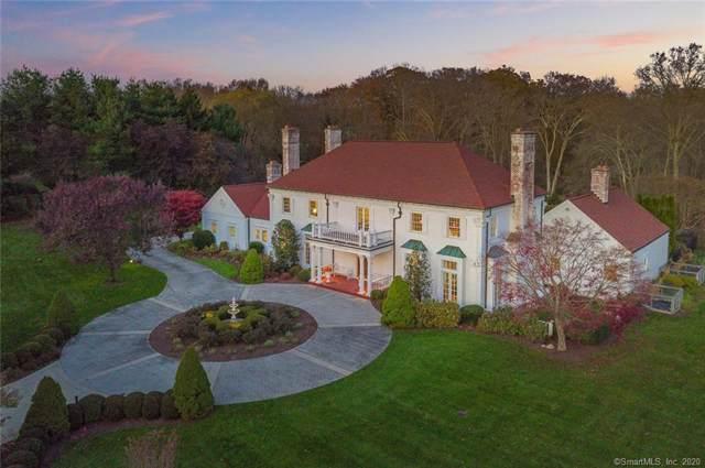 100 Jessica Lane, Fairfield, CT 06890 (MLS #170261607) :: Mark Boyland Real Estate Team