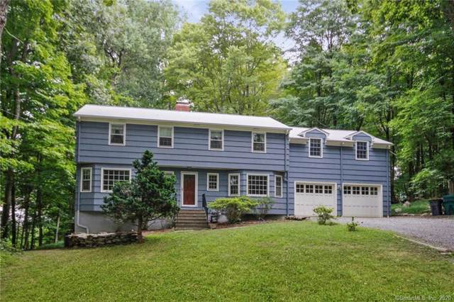 1420 Galloping Hill Road, Fairfield, CT 06824 (MLS #170261690) :: Spectrum Real Estate Consultants