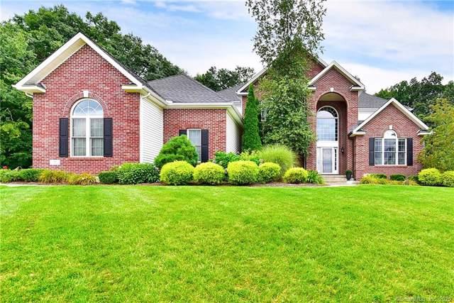 42 Vintage Lane, South Windsor, CT 06074 (MLS #170261751) :: Spectrum Real Estate Consultants