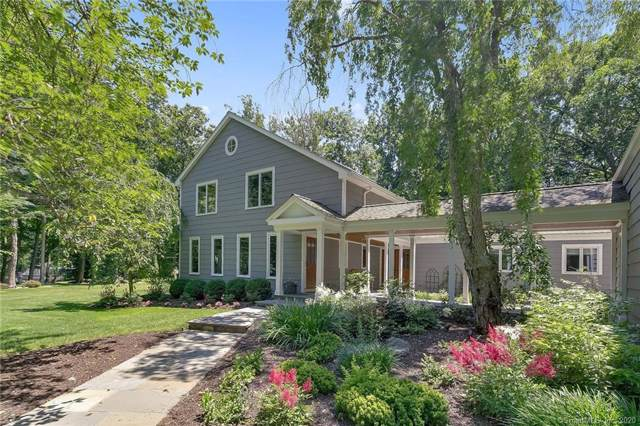 7 Greenlea Court, Westport, CT 06880 (MLS #170261839) :: Mark Boyland Real Estate Team