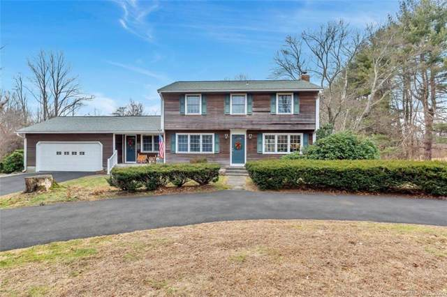 97 Ripton Ridge, Monroe, CT 06468 (MLS #170261854) :: Spectrum Real Estate Consultants