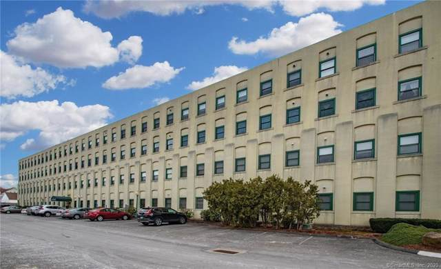 42 S Cherry Street #214, Wallingford, CT 06492 (MLS #170261975) :: The Higgins Group - The CT Home Finder
