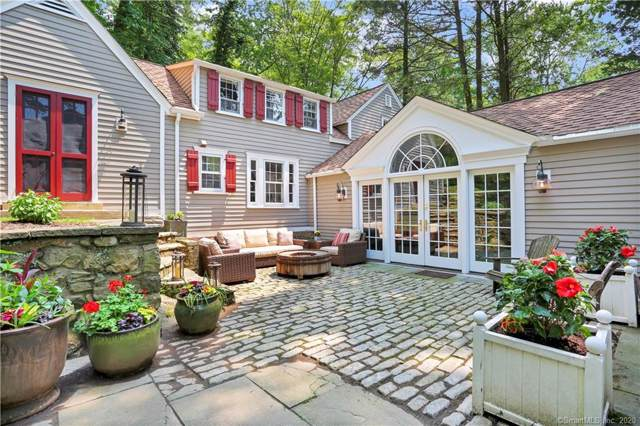 73 Cat Rock Road, Greenwich, CT 06807 (MLS #170262304) :: Michael & Associates Premium Properties | MAPP TEAM