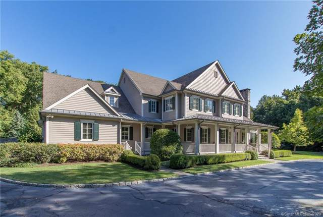 4 Weeburn Lane, Wilton, CT 06897 (MLS #170262627) :: The Higgins Group - The CT Home Finder