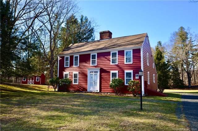 16 Brinton Road, Bethany, CT 06524 (MLS #170262632) :: Mark Boyland Real Estate Team