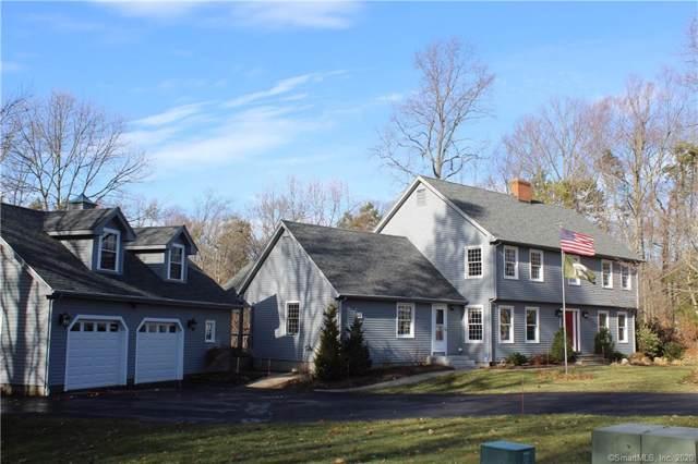 33 Lewis Road, Marlborough, CT 06447 (MLS #170262716) :: Spectrum Real Estate Consultants
