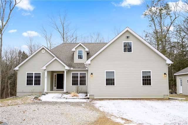 74 Lake Wood Lane, Ashford, CT 06278 (MLS #170262820) :: The Higgins Group - The CT Home Finder