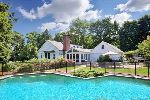 50 Weston Road, Westport, CT 06880 (MLS #170262899) :: Mark Boyland Real Estate Team