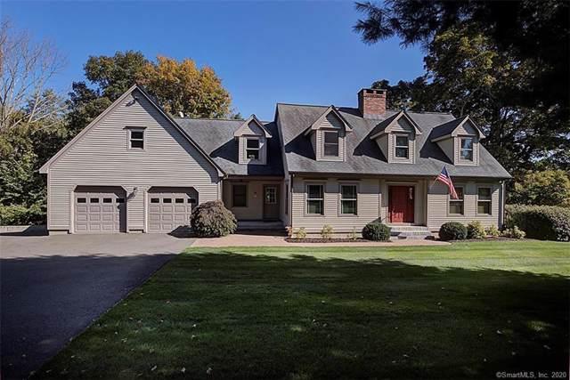 40 Bethmour Road, Bethany, CT 06524 (MLS #170263057) :: Mark Boyland Real Estate Team