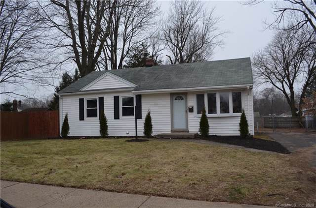 85 Mitchell Drive, East Hartford, CT 06118 (MLS #170263106) :: The Higgins Group - The CT Home Finder