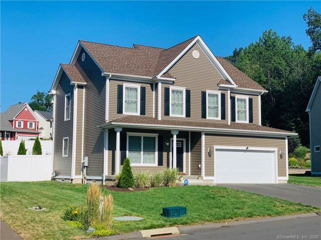 3 Sandstone Road #3, Plainville, CT 06062 (MLS #170263147) :: Coldwell Banker Premiere Realtors