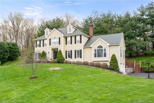 130 Meadowview Drive, Trumbull, CT 06611 (MLS #170263153) :: Mark Boyland Real Estate Team