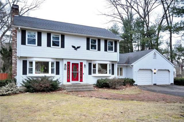 12 Marguy Lane, Suffield, CT 06093 (MLS #170263192) :: Anytime Realty