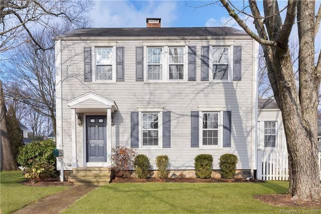 208 West Avenue, Darien, CT 06820 (MLS #170263221) :: The Higgins Group - The CT Home Finder