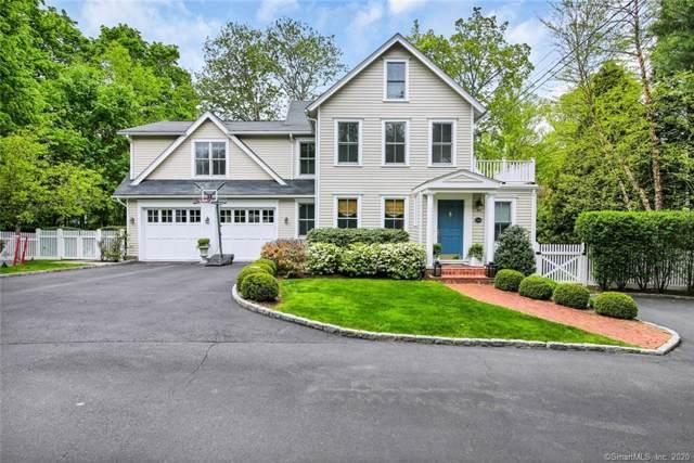 93 Old Stamford Road, New Canaan, CT 06840 (MLS #170263230) :: Mark Boyland Real Estate Team