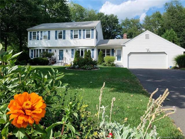 88 Farmstead Lane, Windsor, CT 06095 (MLS #170263243) :: NRG Real Estate Services, Inc.