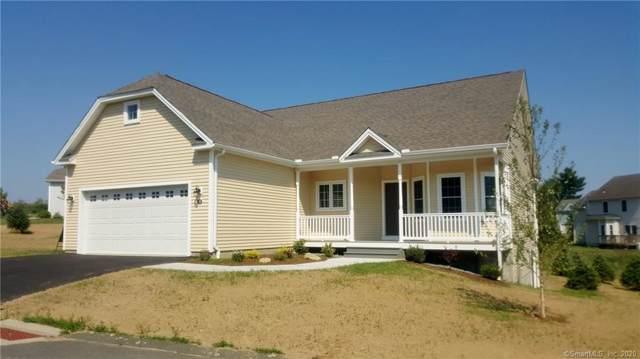 31 Barber's Way Unit 16, Hebron, CT 06248 (MLS #170263246) :: Spectrum Real Estate Consultants