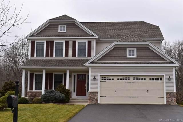 7 Twin Pines Drive, Wallingford, CT 06492 (MLS #170263250) :: Carbutti & Co Realtors