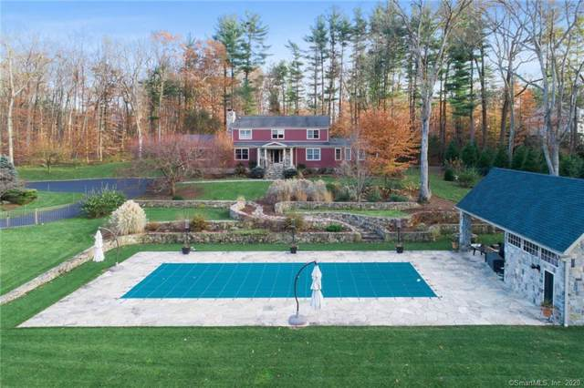 34 Rocky Brook Road, New Canaan, CT 06840 (MLS #170263433) :: The Higgins Group - The CT Home Finder
