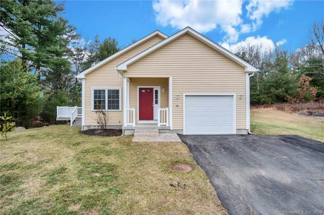 35 Chickadee Way #35, Killingly, CT 06239 (MLS #170263448) :: The Higgins Group - The CT Home Finder