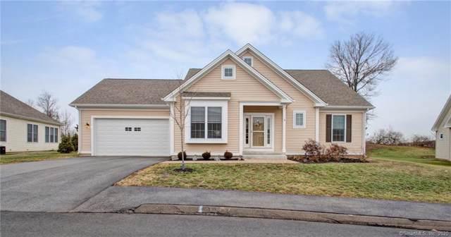 5 Woodsboro Circle #13, Cromwell, CT 06416 (MLS #170263457) :: Carbutti & Co Realtors