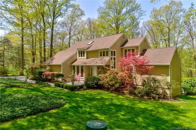 19 Mine Hill Road, Redding, CT 06896 (MLS #170263462) :: Kendall Group Real Estate | Keller Williams