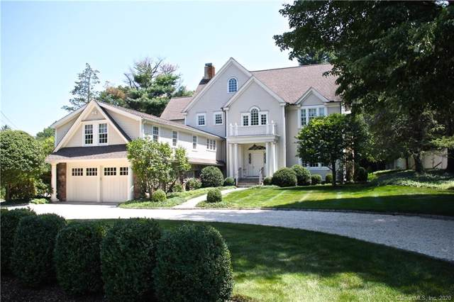 17 Searles Road, Darien, CT 06820 (MLS #170263514) :: The Higgins Group - The CT Home Finder