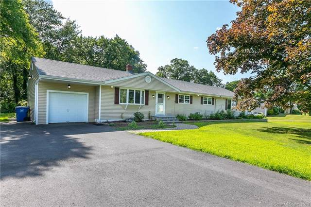 4833 Madison Avenue, Trumbull, CT 06611 (MLS #170263593) :: The Higgins Group - The CT Home Finder