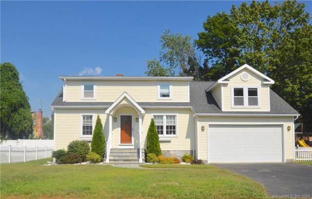 121 Alden Street, Fairfield, CT 06824 (MLS #170263690) :: The Higgins Group - The CT Home Finder