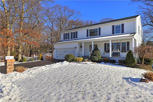 33 Andys Drive, East Haven, CT 06512 (MLS #170263789) :: Carbutti & Co Realtors