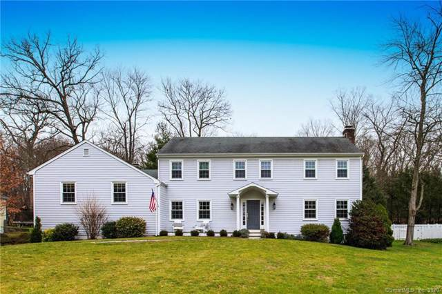 49 Country Club Road, Darien, CT 06820 (MLS #170263892) :: The Higgins Group - The CT Home Finder