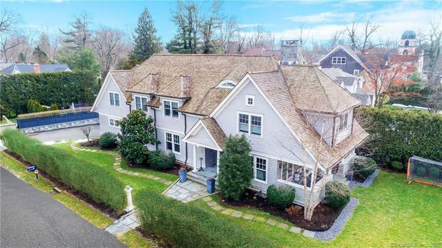 6 Raymond Street, Greenwich, CT 06870 (MLS #170263936) :: The Higgins Group - The CT Home Finder
