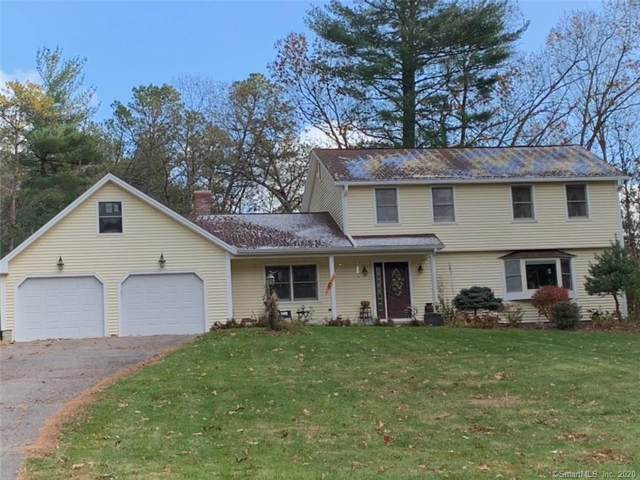 59 Woods Hollow Road, Suffield, CT 06093 (MLS #170264048) :: Mark Boyland Real Estate Team