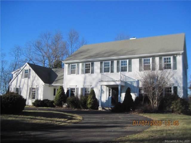 116 Gillotti Road, New Fairfield, CT 06812 (MLS #170264077) :: Kendall Group Real Estate | Keller Williams