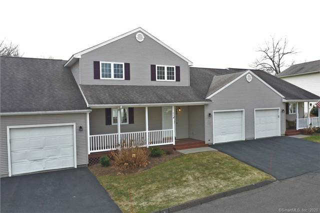 84 Dibble Hollow Lane #84, Windsor Locks, CT 06096 (MLS #170264101) :: Mark Boyland Real Estate Team